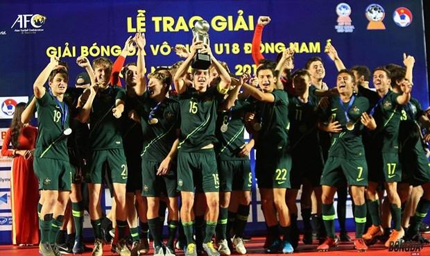 Australia crowned champion at AFF U18 Championship 2019 hinh anh 1
