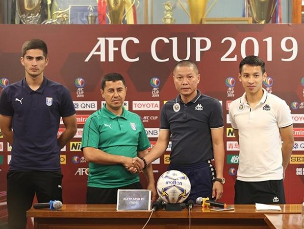 Injury-hit Hanoi FC still aim for cup glory hinh anh 1