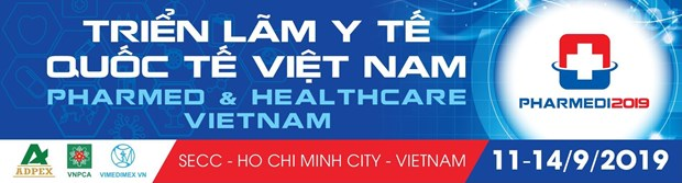 Largest ever trade fair of medical-pharmaceutical industry slated for September hinh anh 1