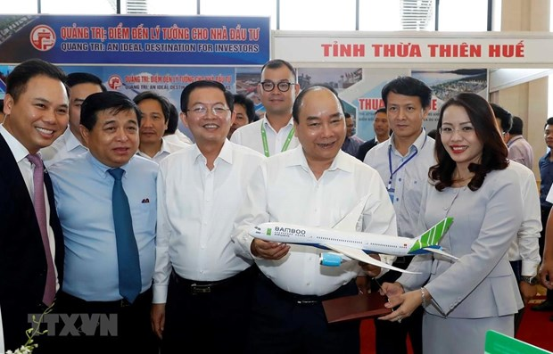 Central key economic region must become driving force: PM hinh anh 1