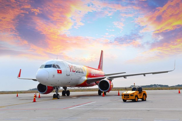 Vietjet offers thousands of super-saving tickets hinh anh 1