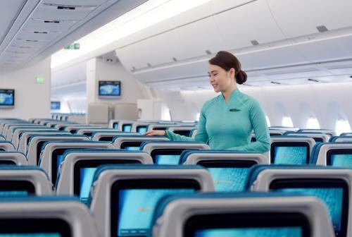 Vietnam Airlines revises down revenue goals for 2019 hinh anh 1