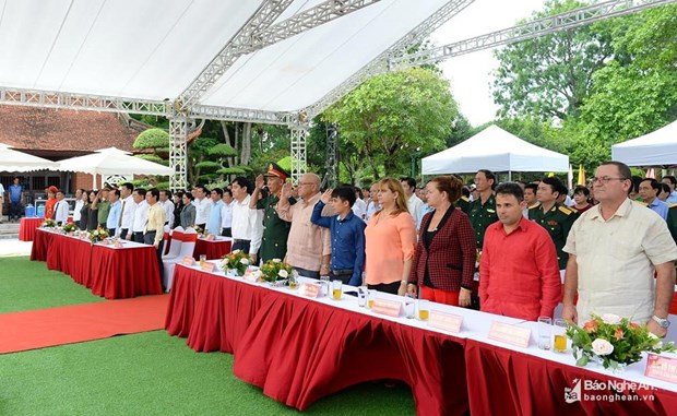Nghe An commemorates Uncle Ho's 50th death anniversary hinh anh 1