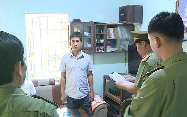 Quang Ngai company director jailed for anti-State activity hinh anh 1