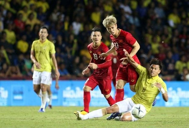 Tickets for Vietnamese fans in match against Thailand sold out hinh anh 1