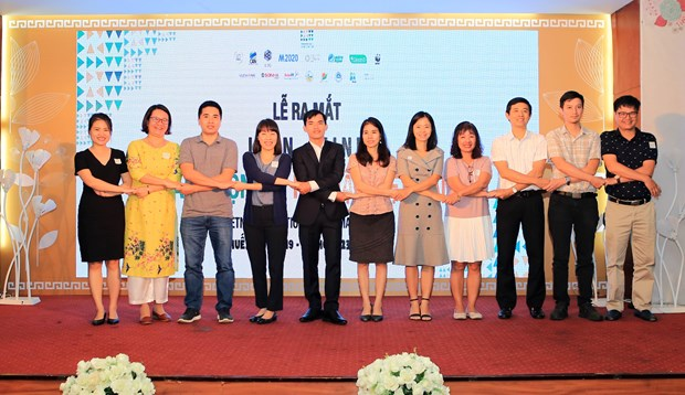 Vietnam coalition for climate action debuts hinh anh 1