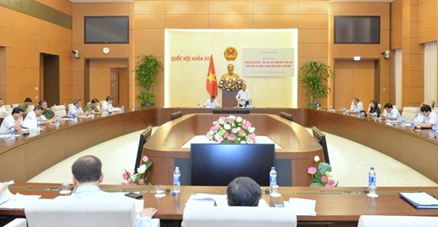 Implementation of regulations on foreigner management reviewed hinh anh 1