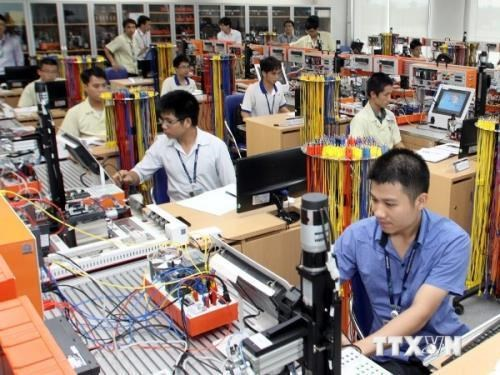 Global supply chains remain out of reach of Vietnamese firms hinh anh 1