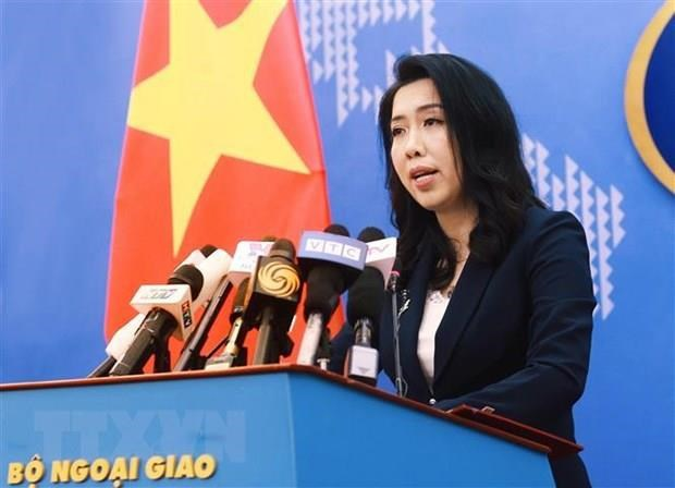 China requested to withdraw all ships from Vietnam's EEZ hinh anh 1