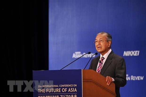 Malaysian Prime Minister to visit Vietnam hinh anh 1