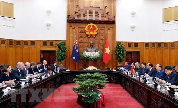 Vietnam, Australia target 10 billion USD in trade in 2020 hinh anh 1