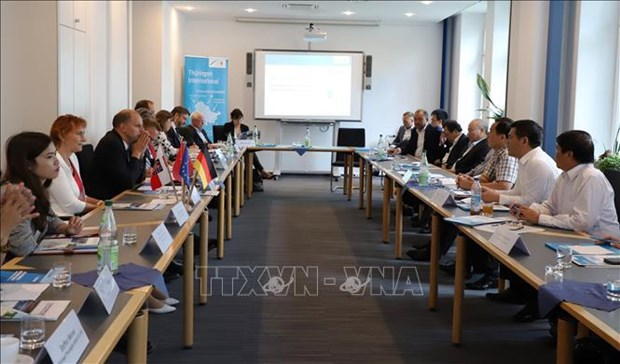 German investors to enjoy preferential policies in Thai Binh province hinh anh 1