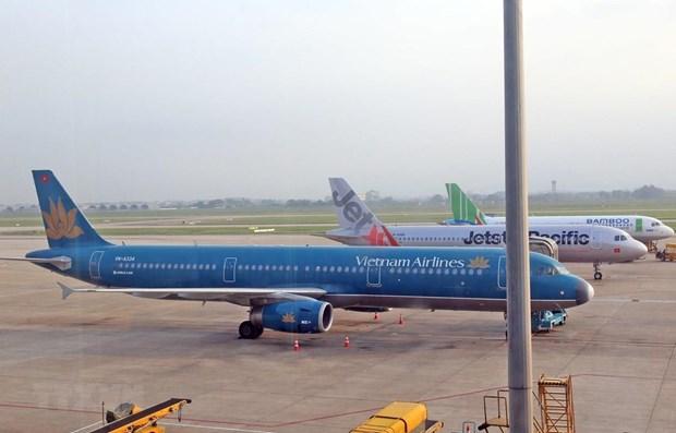 Vietnam Airlines adjusts flight schedules due to Storm Bailu hinh anh 1