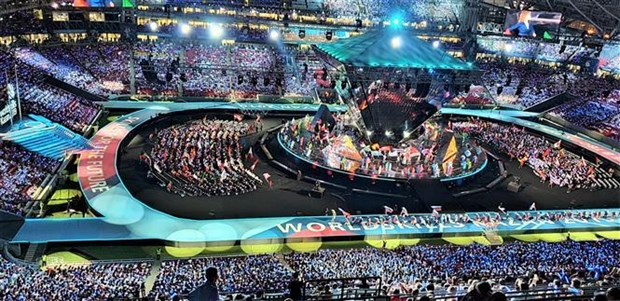 Vietnam competes in 45th World Skills Competition hinh anh 2