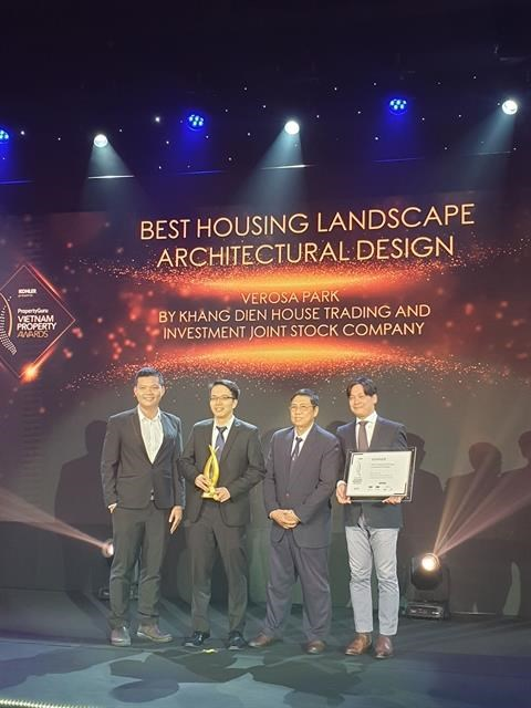 Vietnam's best developers honoured in awards programme hinh anh 1