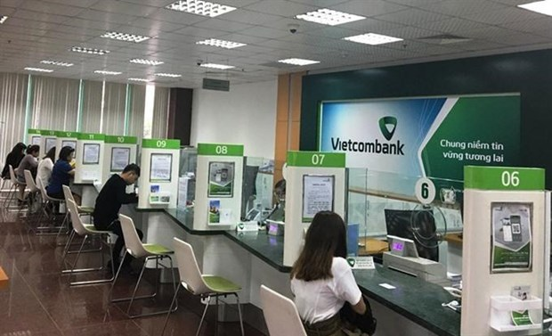 Vietcombank in Forbes' top 50 listed Vietnamese companies hinh anh 1