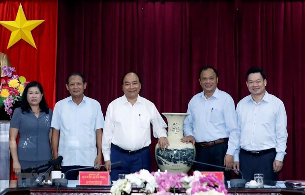 PM attends Bac Kan's 70th liberation anniversary hinh anh 1