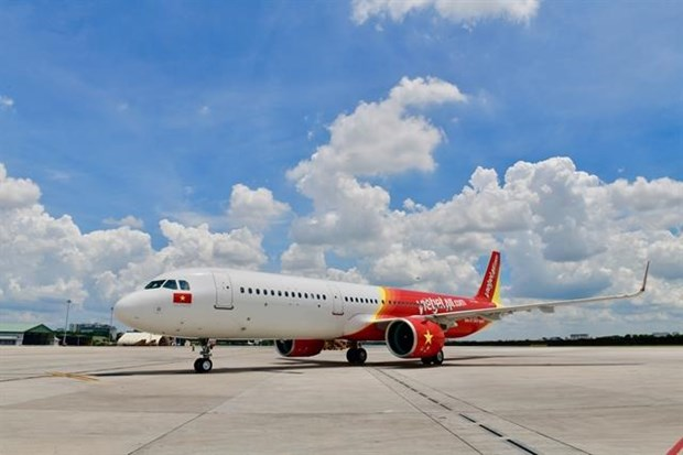 Vietjet shares forecast to be added into ETF investee list hinh anh 1