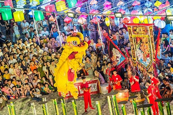 International Lion Dance Festival to feature 30 teams hinh anh 1