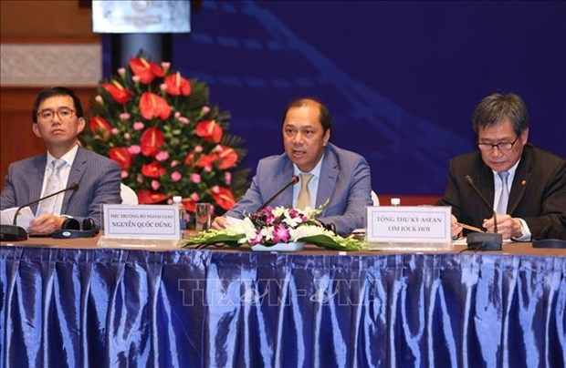 Vietnam's efforts in promoting ASEAN cooperation applauded hinh anh 1