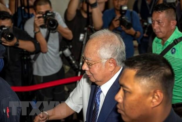 Former Malaysian PM gets leave to challenge senior deputy public prosecutor hinh anh 1