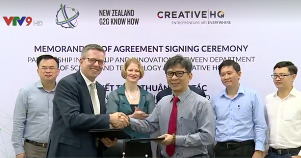 New Zealand helps HCM City develop startup ecosystem hinh anh 1