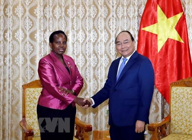 Large room for Vietnam-Botswana cooperation: PM hinh anh 1