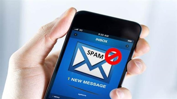 Ministry's draft decree aims to deal with spam messages hinh anh 1