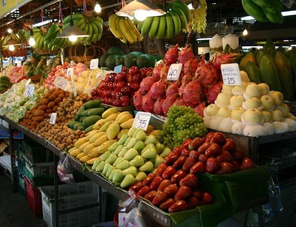 Four Thai airlines allow fresh fruit packs on flights free of charge hinh anh 1