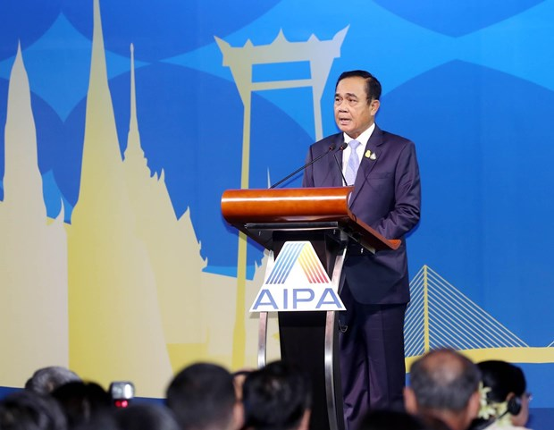 40th AIPA General Assembly opens in Thailand hinh anh 2