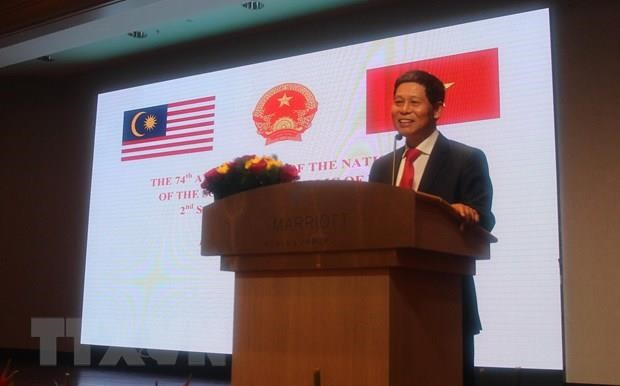 Vietnam visit by Malaysian PM promises practical outcomes: diplomat hinh anh 1