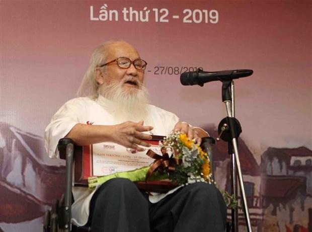 Bui Xuan Phai - Love for Hanoi Awards winners announced hinh anh 1