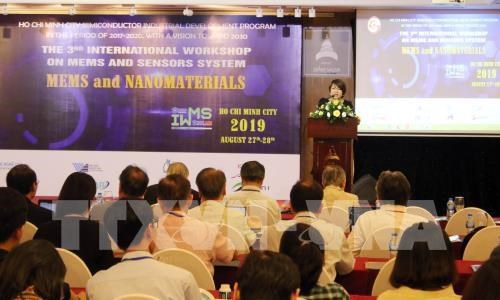 Workshop looks to apply MEMS, sensors system in smart city building hinh anh 1