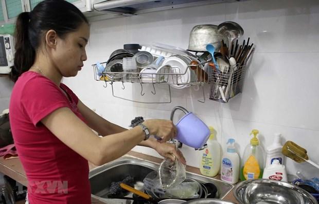 Da Nang struggles with water shortage hinh anh 1