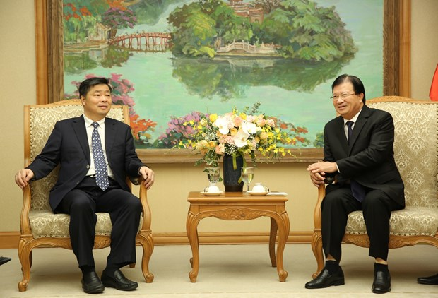 Deputy PM looks to boost farm produce exports to Guangdong hinh anh 1