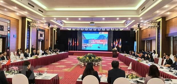 EATOF Standing Committee convenes meeting in Quang Ninh hinh anh 1