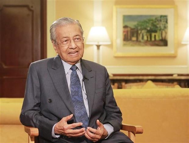 Malaysian PM hopes to enhance strategic partnership with Vietnam hinh anh 1
