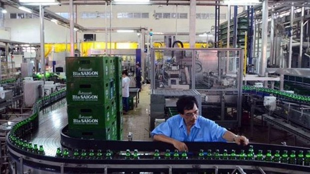 Sabeco plans to pay 15 percent cash dividend in September hinh anh 1