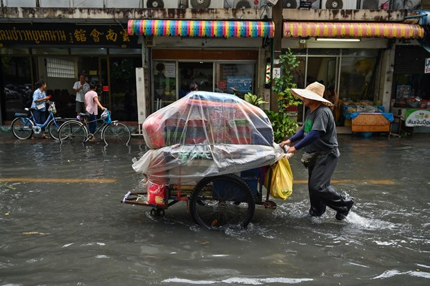 Thailand approves budget for drought, flooding prevention hinh anh 1