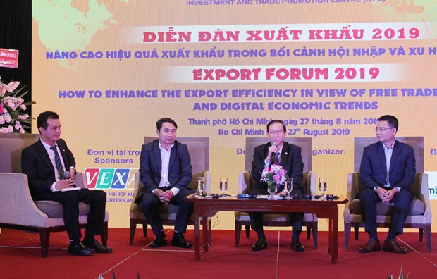 HCM City to take promotion path to increase exports hinh anh 1
