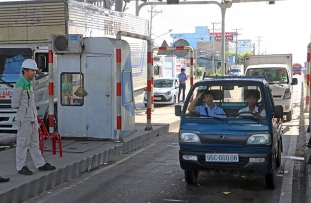 Public will have say on locations of BOT toll stations: draft cicular hinh anh 1