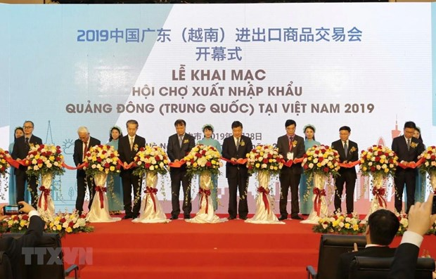 Guangdong Import and Export Fair opens in Hanoi hinh anh 1