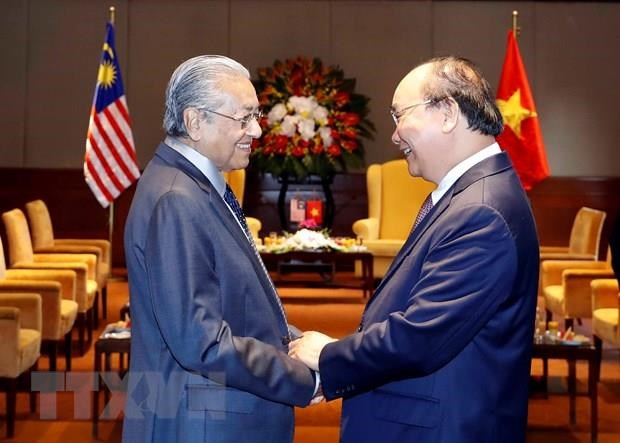 Malaysian Prime Minister concludes visit to Vietnam hinh anh 1