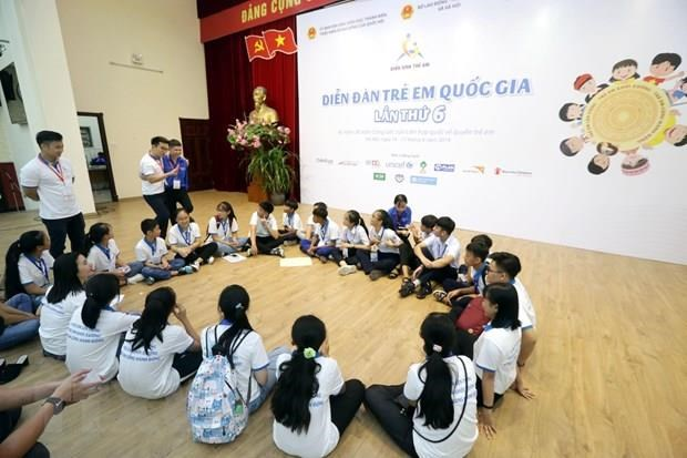 Seminar seeks ways to protect child rights in urban areas hinh anh 1