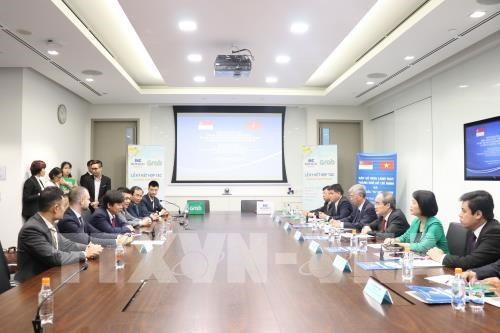 HCM City rolls out red carpet for Singaporean investors hinh anh 1