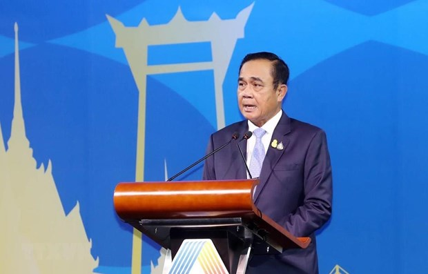 Thailand upholds ASEAN's role in Indo-Pacific hinh anh 1