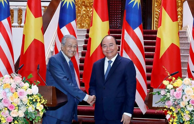 Vietnam – Malaysia joint statement hinh anh 1