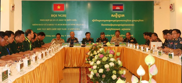 Vietnam, Cambodia to enhance ties in border management, defence hinh anh 1