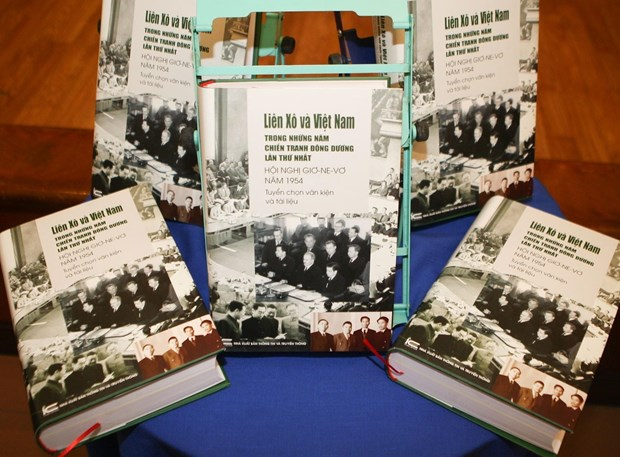 Book on Soviet Union-Vietnam ties in First Indochina War published hinh anh 1