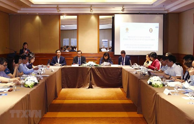 Consultation seminar looks into ASEAN integration projects hinh anh 1
